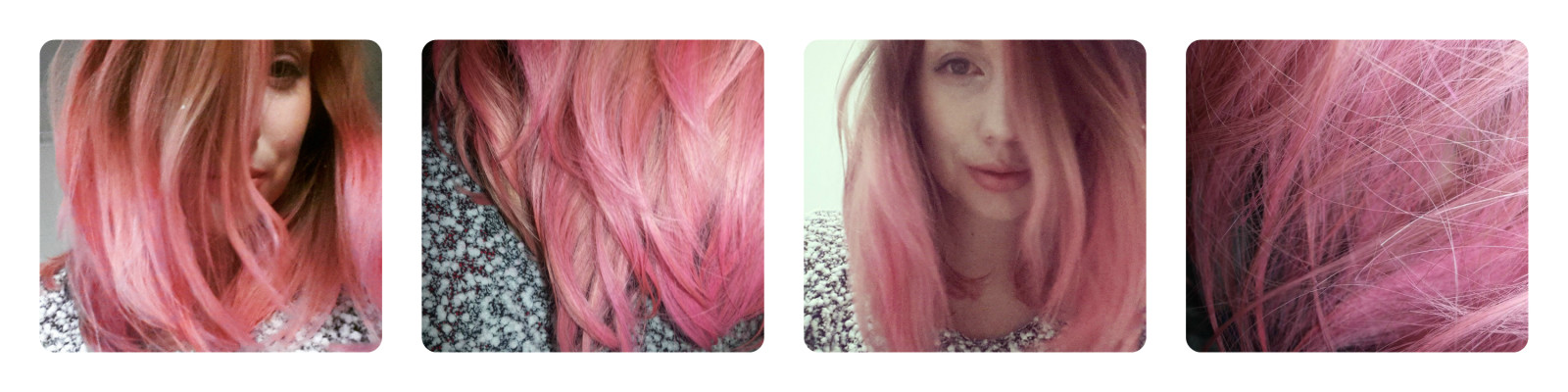 Life is too short to have boring hair! Colour bug review