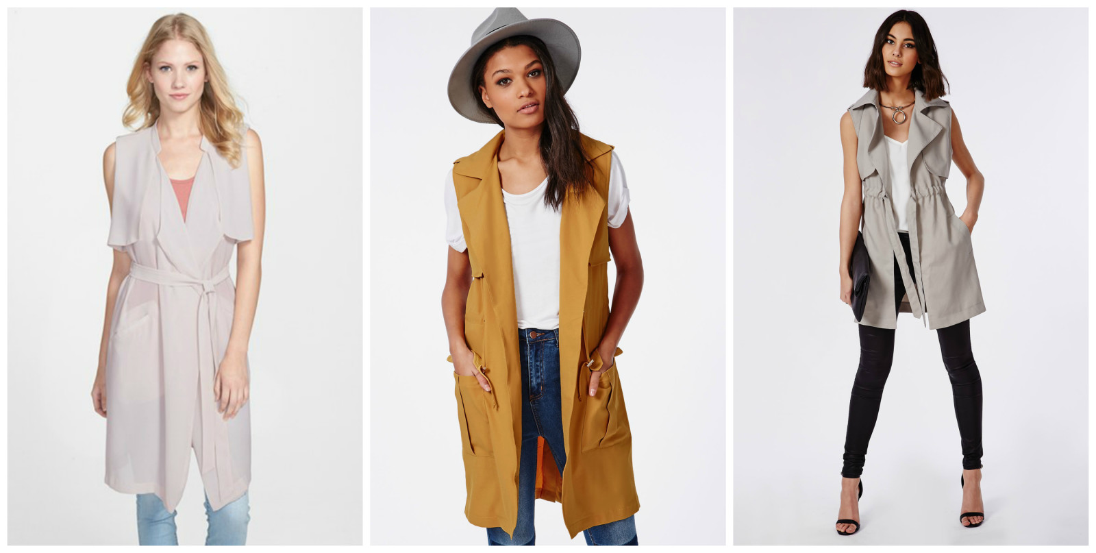 10 Sleeveless Coats Worth Spending Your Pennies On