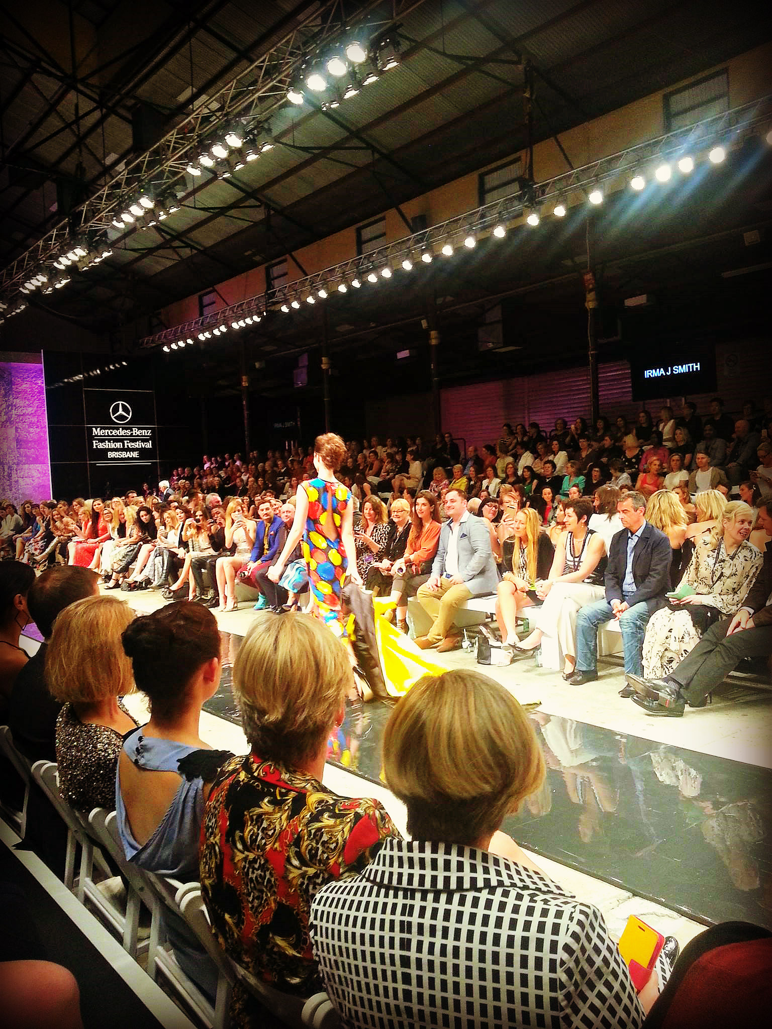 Brisbane Arcade Group Fashion Show, MBFF Brisbane