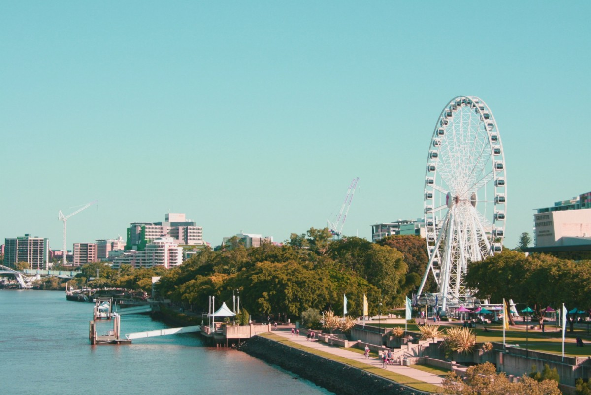 Where to take out of towners in Brisbane